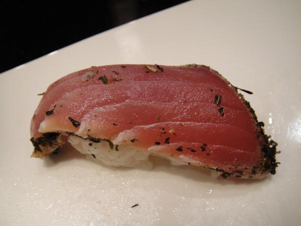 鄉村鮪魚壽司