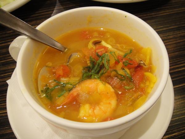 綜合海鮮湯