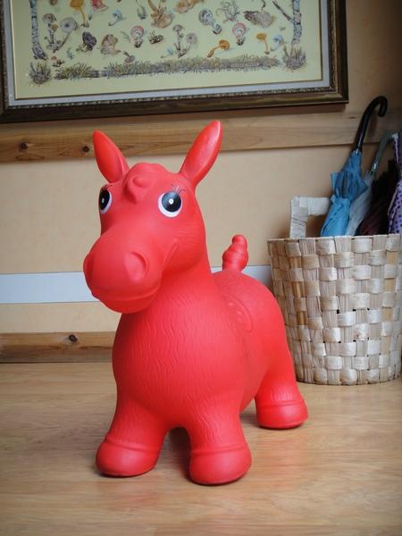 我好愛這隻小驢子