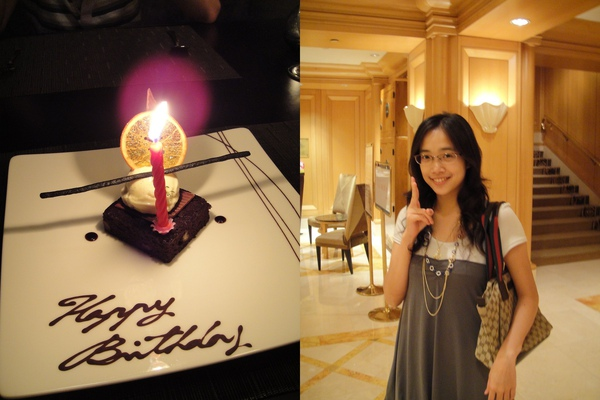 祝我生日快樂囉~