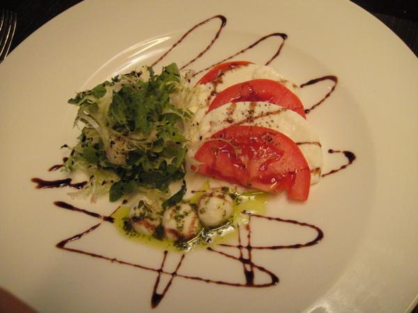 義式番茄起司沙拉