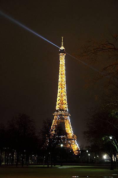 DAY5夜拍巴黎鐵塔