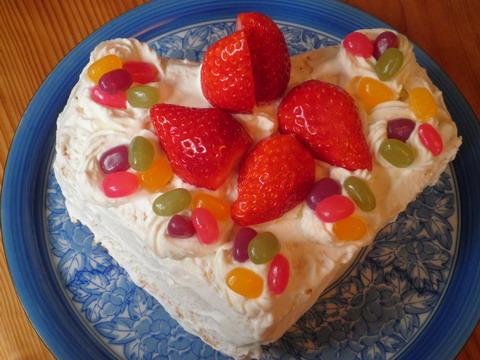 5歲的生日蛋糕