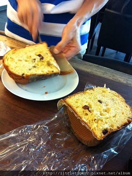 好吃的義式麵包