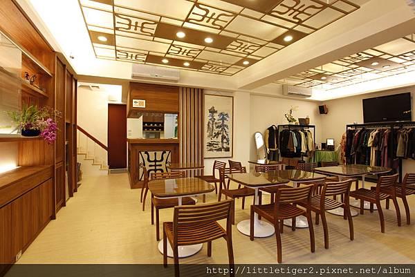 梅門食堂1樓舊照