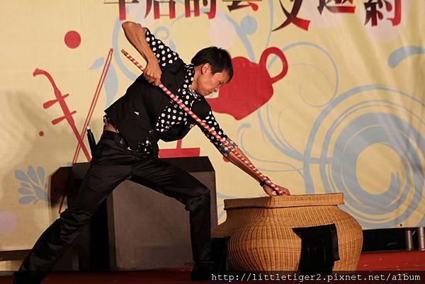 印度籃魔術演出