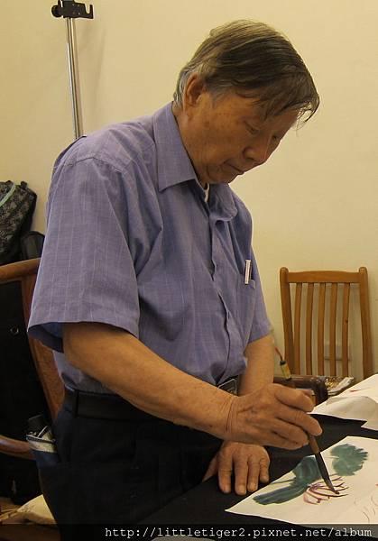 馬龍老師畫荷-d.JPG