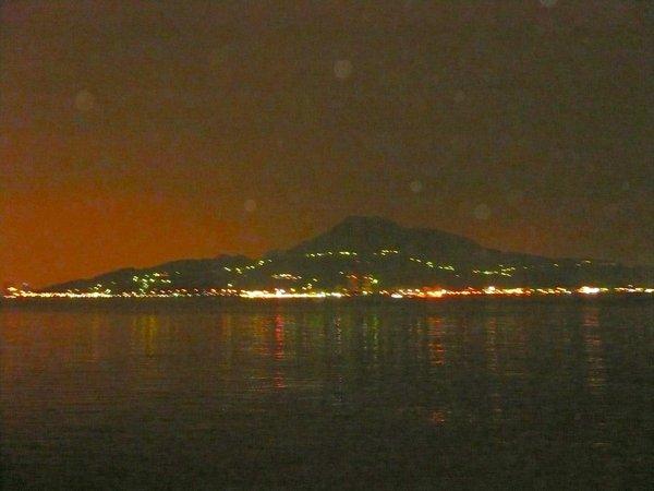 榕堤面前夜景