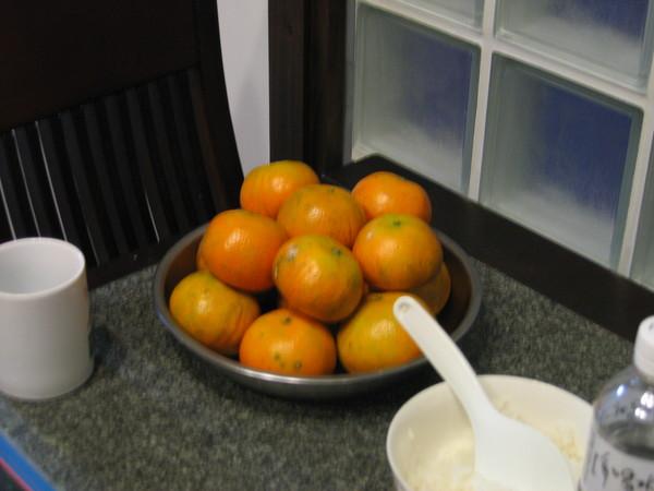 大吉大利滿滿一盤茂谷柑