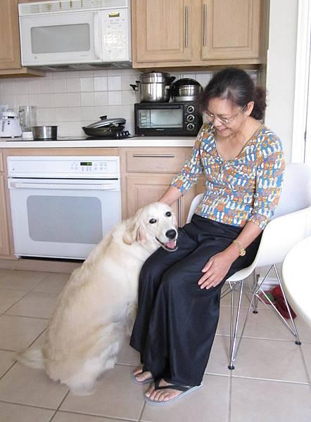 Grandma n Ginger