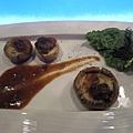 主菜之二:鮮菇
