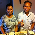 20130630-4.另一對好朋友好兄弟,郭代書伉儷。