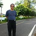 20130706-1.后浦頭榮湖邊,晨間運動。