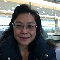 一月中學生考完期末考,我就搭機南飛新加坡,去探望陪伴阿麻了。