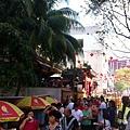 觀音堂是新加坡香火鼎盛的廟宇。