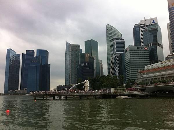 新加坡,來來去去多少回,2014之行卻是令人焦慮傷感的步履沈重。