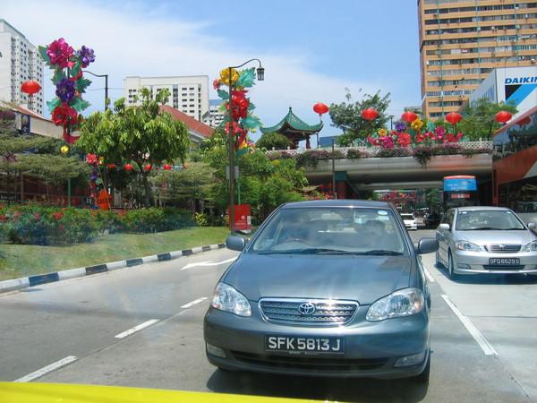 花園城市新加坡這一二年感覺退步、髒了。