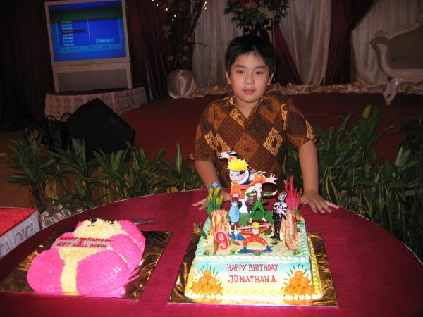 小壽星獻堂滿9歲了