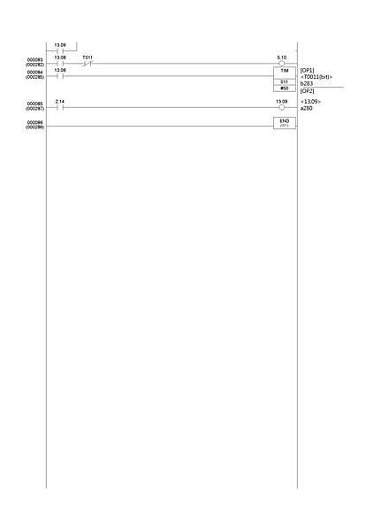滾筒式播種機PLC程式6