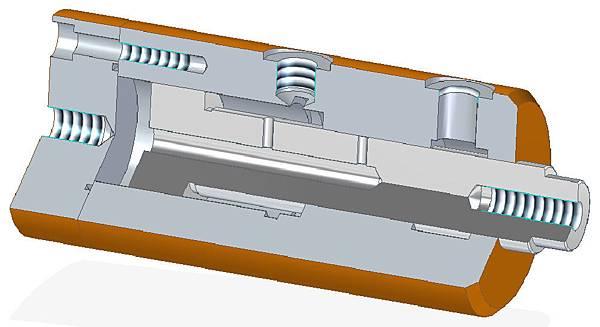 活塞式氣壓震盪器設計圖3