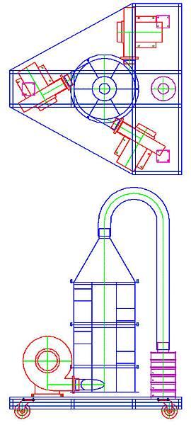 葉蟎收集機設計圖