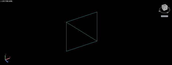 菱形十二面體畫法02