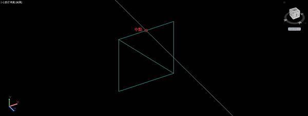 菱形十二面體畫法03