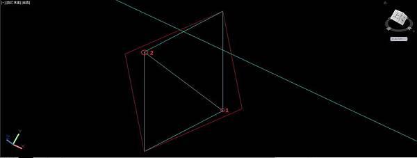 菱形十二面體畫法04