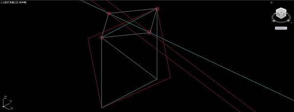 菱形十二面體畫法07
