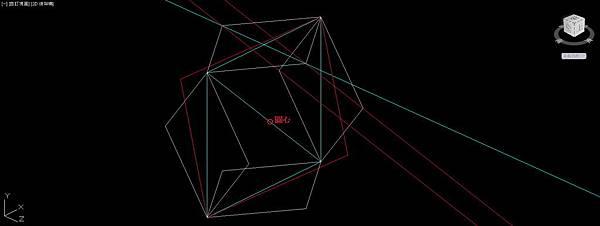 菱形十二面體畫法08