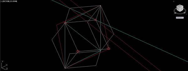 菱形十二面體畫法09