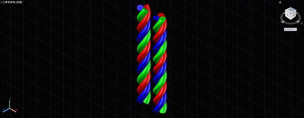 交纏的螺旋1畫法06