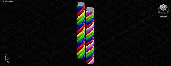 交纏的螺旋1畫法10