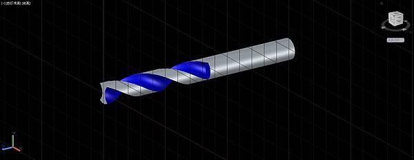 簡易螺旋鑽頭畫法05