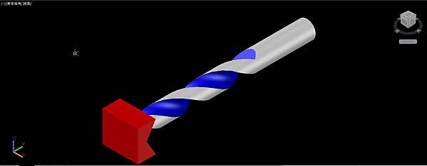 簡易螺旋鑽頭畫法08