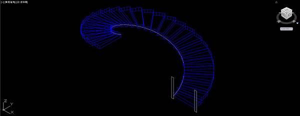 螺旋梯畫法05