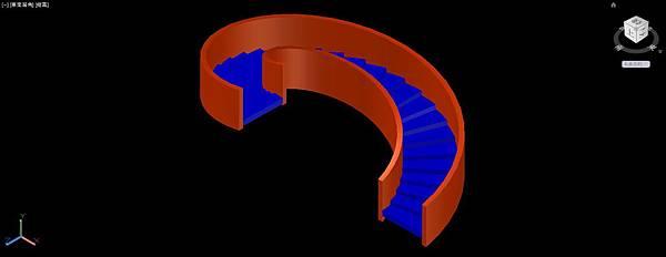 螺旋梯畫法06