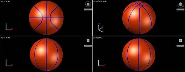 籃球畫法17