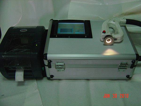手提水果檢測機雛型機2