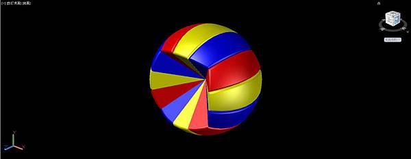 排球畫法29