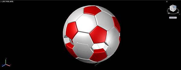 足球畫法23