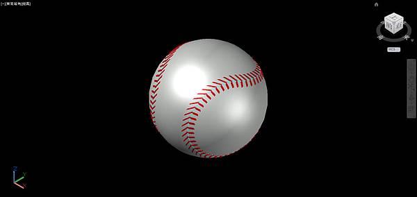 棒球畫法21