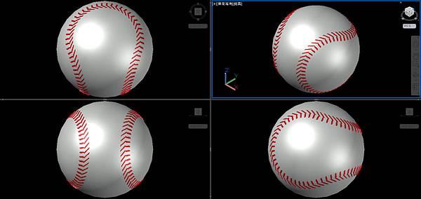 棒球畫法22