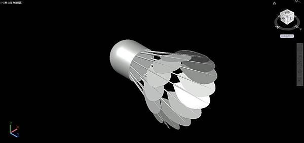 羽毛球畫法24