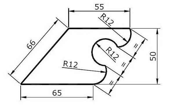 AutoCAD 解題017-01