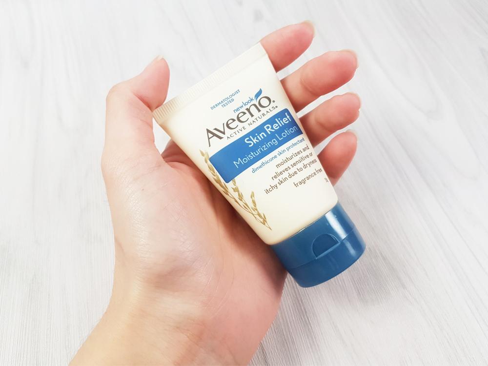 開架身體乳液推薦評測-Aveeno-艾惟諾燕麥高效舒緩保濕乳3.jpg