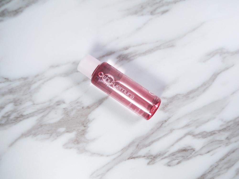 卸妝用什麼比較好-卸妝質地-卸妝油-植村秀櫻花水感潔顏油6.jpg