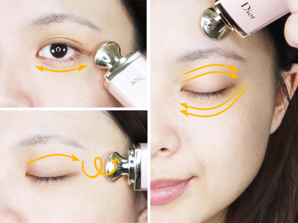 Dior迪奧-精萃再⽣微導眼凝萃-眼霜-眼睛按摩22.jpg