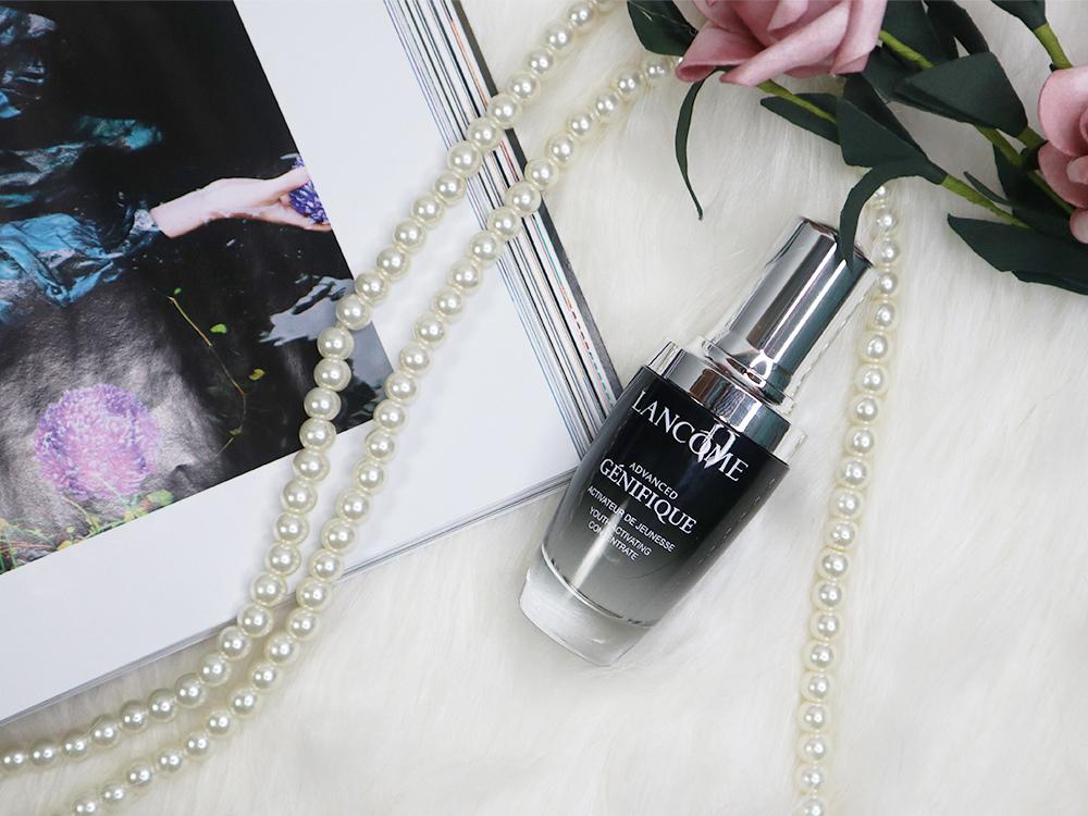LANCOME蘭蒄-超未來肌因賦活露-全新小黑瓶-評價心得感想-肌密檢測儀肌膚檢測2.jpg