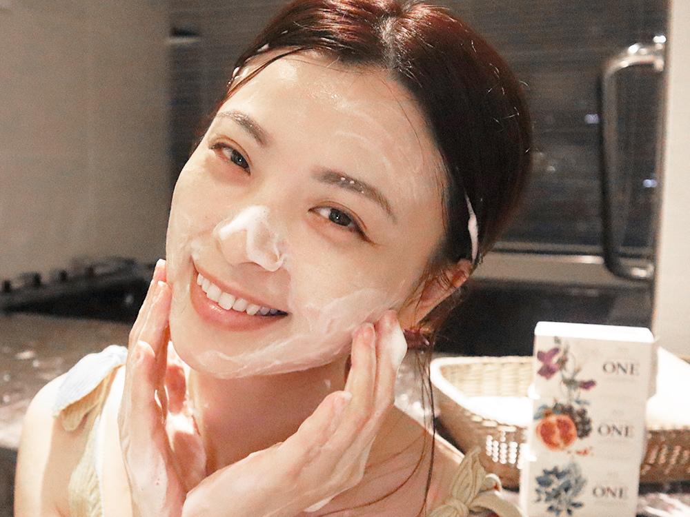 美琪香皂-ONE煥采美肌皂-511換膚術-女人我最大推薦肥皂-香水香皂-煥采保濕皂5.jpg